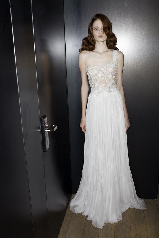 Jade wedding dress by Mira Zwillinger 2014 bridal