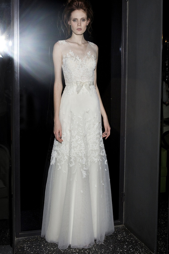 Karing wedding dress by Mira Zwillinger 2014 bridal