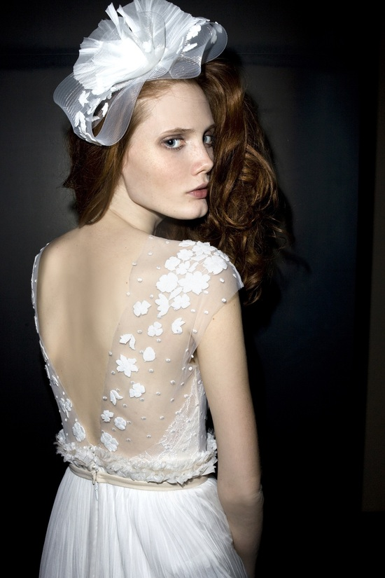 Flora wedding dress by Mira Zwillinger 2014 bridal