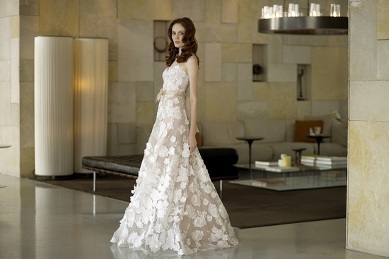 Beatrice wedding dress by Mira Zwillinger 2014 bridal 2