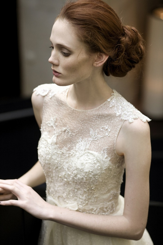 Grace wedding dress by Mira Zwillinger 2014 bridal