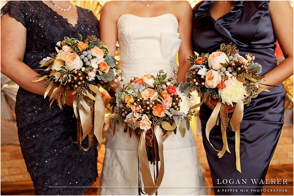 Peach-champagne-sage-and-gold-wedding-bouquets.full