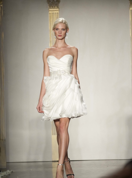 Little white wedding dress