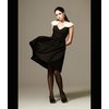 Black-bridesmaid-dress-feather-bolero.square
