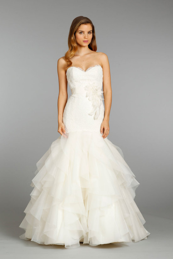 photo of Jim Hjelm Bridal Fall 2013