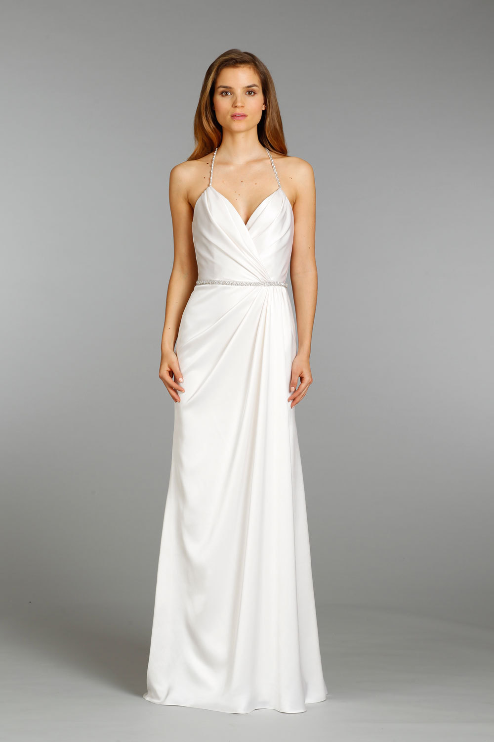 Jim hjelm wedding dress fall 2013 bridal 8362 for Jim hjelm wedding dresses