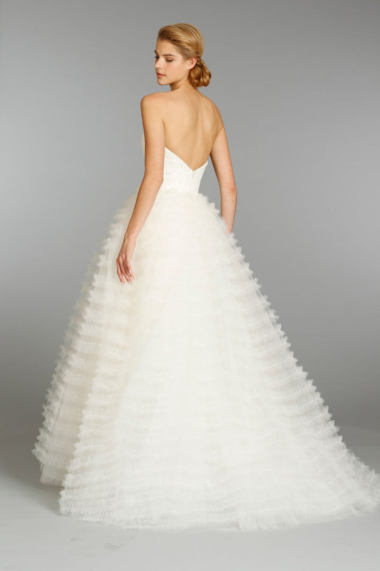 Classic Ball Gown Wedding Dress