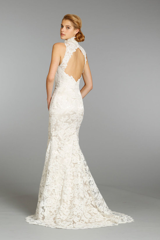Jim Hjelm wedding dress fall 2013 bridal 8363