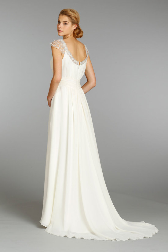 Jim Hjelm wedding dress fall 2013 bridal 8354