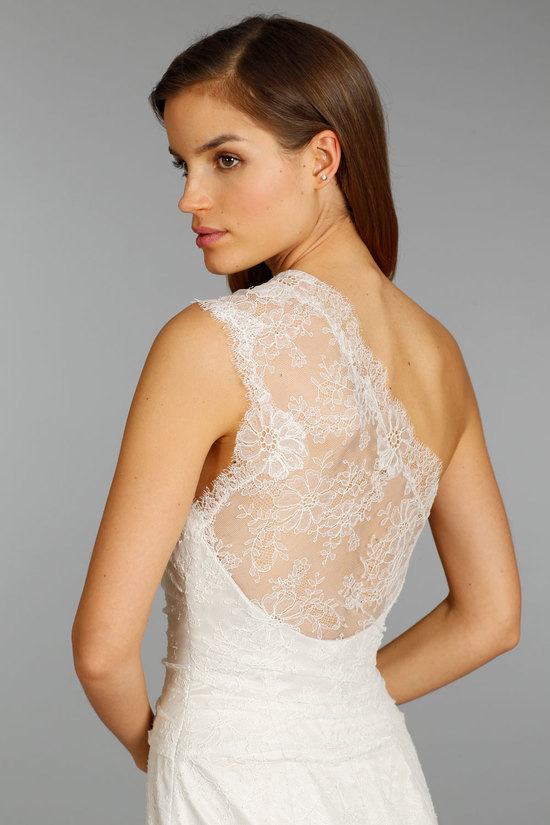 Jim Hjelm wedding dress fall 2013 bridal 8357