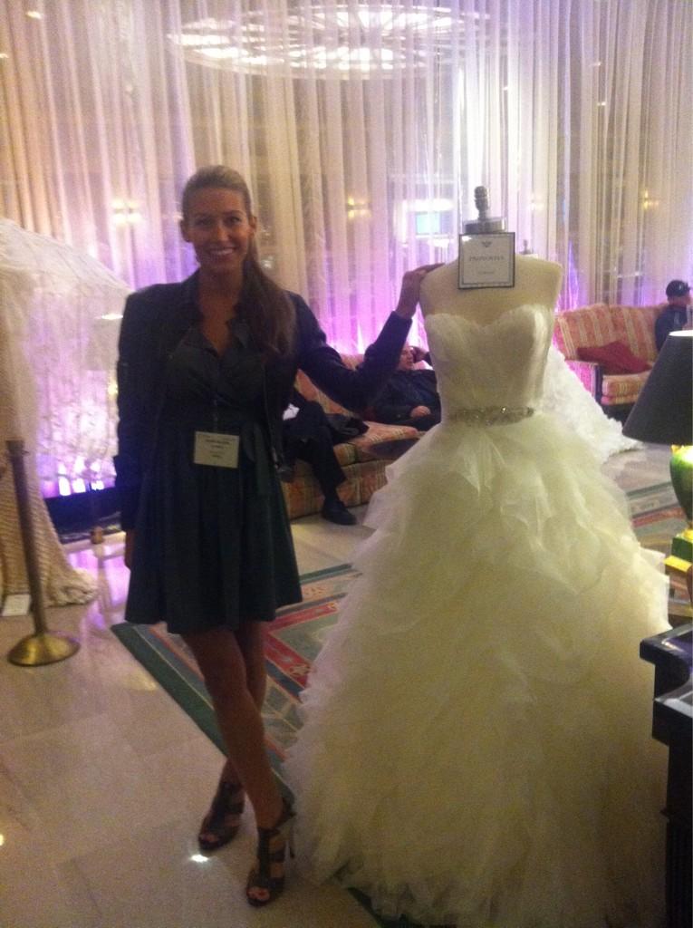 Pronovias-fall-2012-feather-adorned-wedding-dress.full