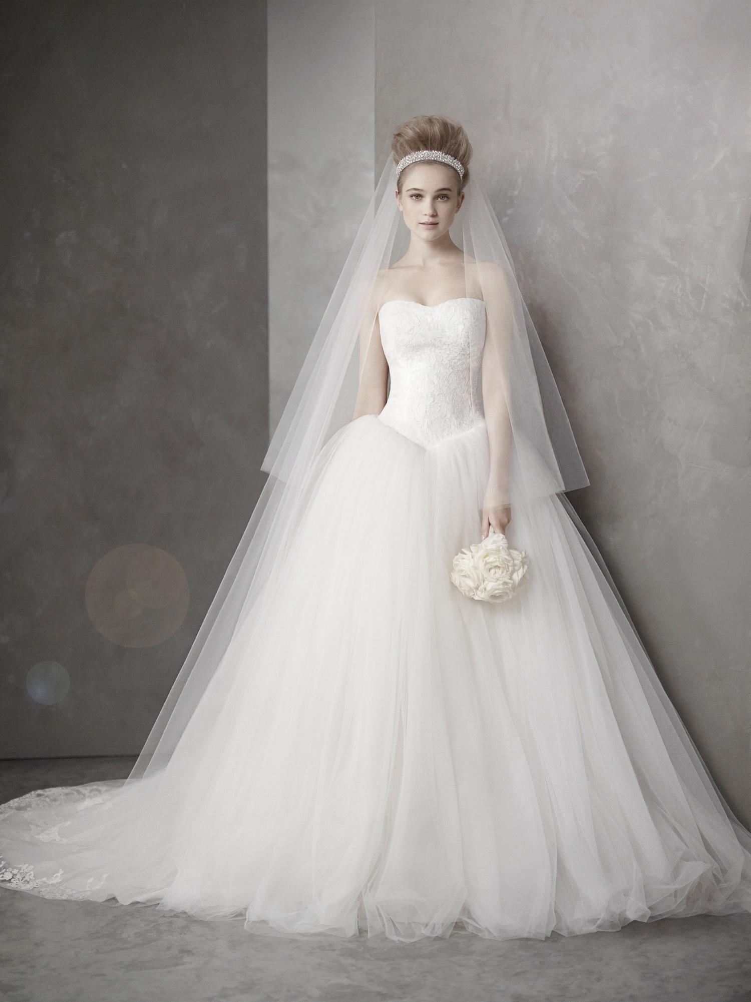 Wedding. Vera Wang Wedding Dresses. Youcharades Wedding Dress ...