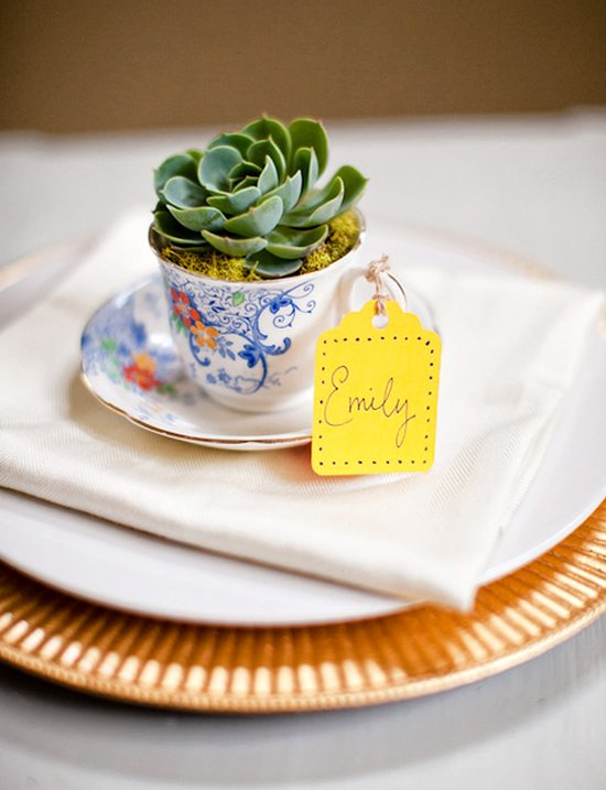 photo of DIY Wedding Favors to Dress Up Your Reception Tabletops