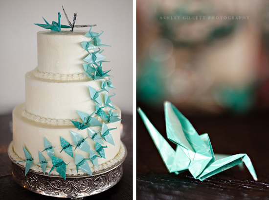 photo of 20 Unique Origami Wedding Ideas