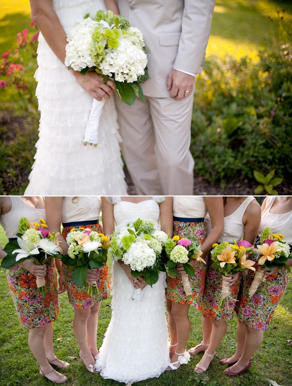 Boho Chic Backyard Wedding : artisticweddingphotographyoutdoorvenuewhiteweddingdress