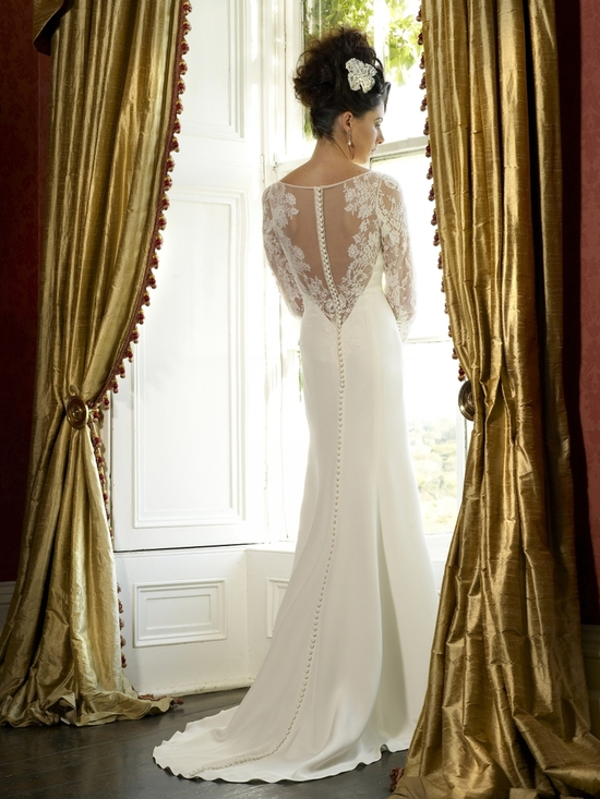 photo of 8 Stunning Wedding Gowns by Kathy de Stafford