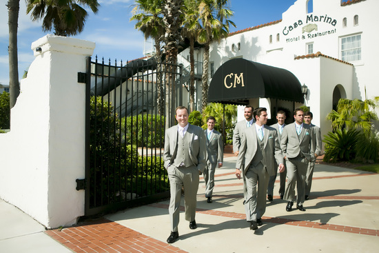 Classic Groomsmen Suits