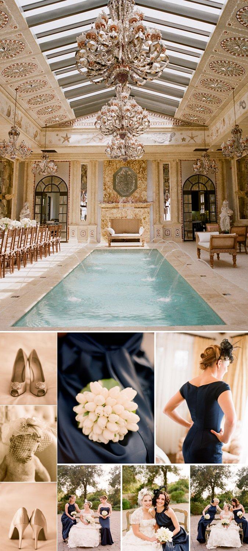 Opulent-royal-wedding-style-bridesmaids-dresses-wedding-shoes-flowers.full