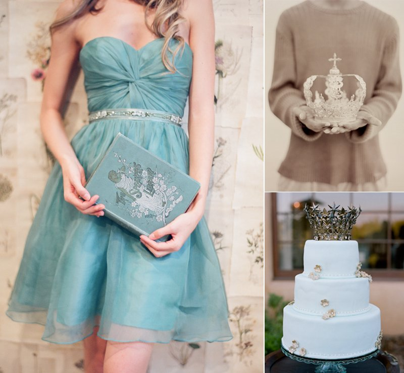 Royal-wedding-inspiration-classic-wedding-cake-bridesmaids-dress.full