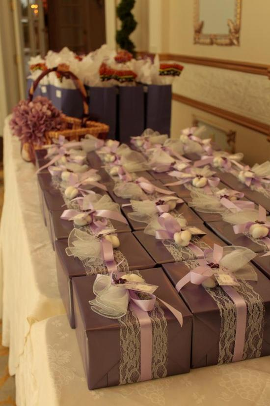 Pueter Purple Favors