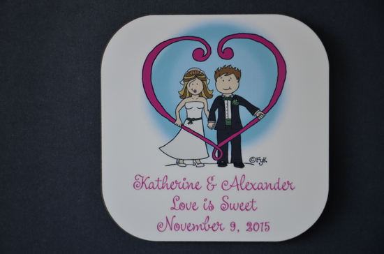coaster-keepsake-wedding-favor-Heart
