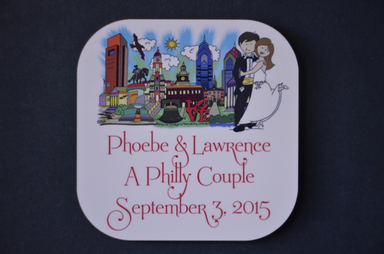 coaster-keepsakes-wedding-favor-Philadelphia
