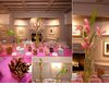 Indian-wedding-reception-venue-decor-wedding-cake-table-pink-wedding-flowers.square
