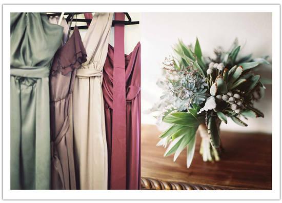 photo of 9 Gorgeous Wedding Color Palettes for Autumn