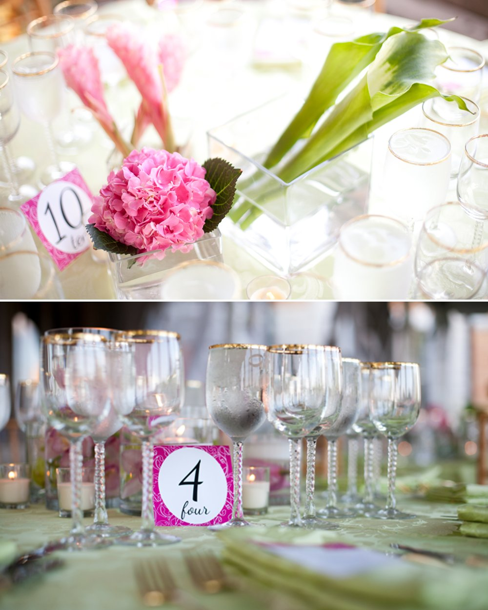 Elegant-indian-wedding-pink-green-wedding-flowers-decor.full