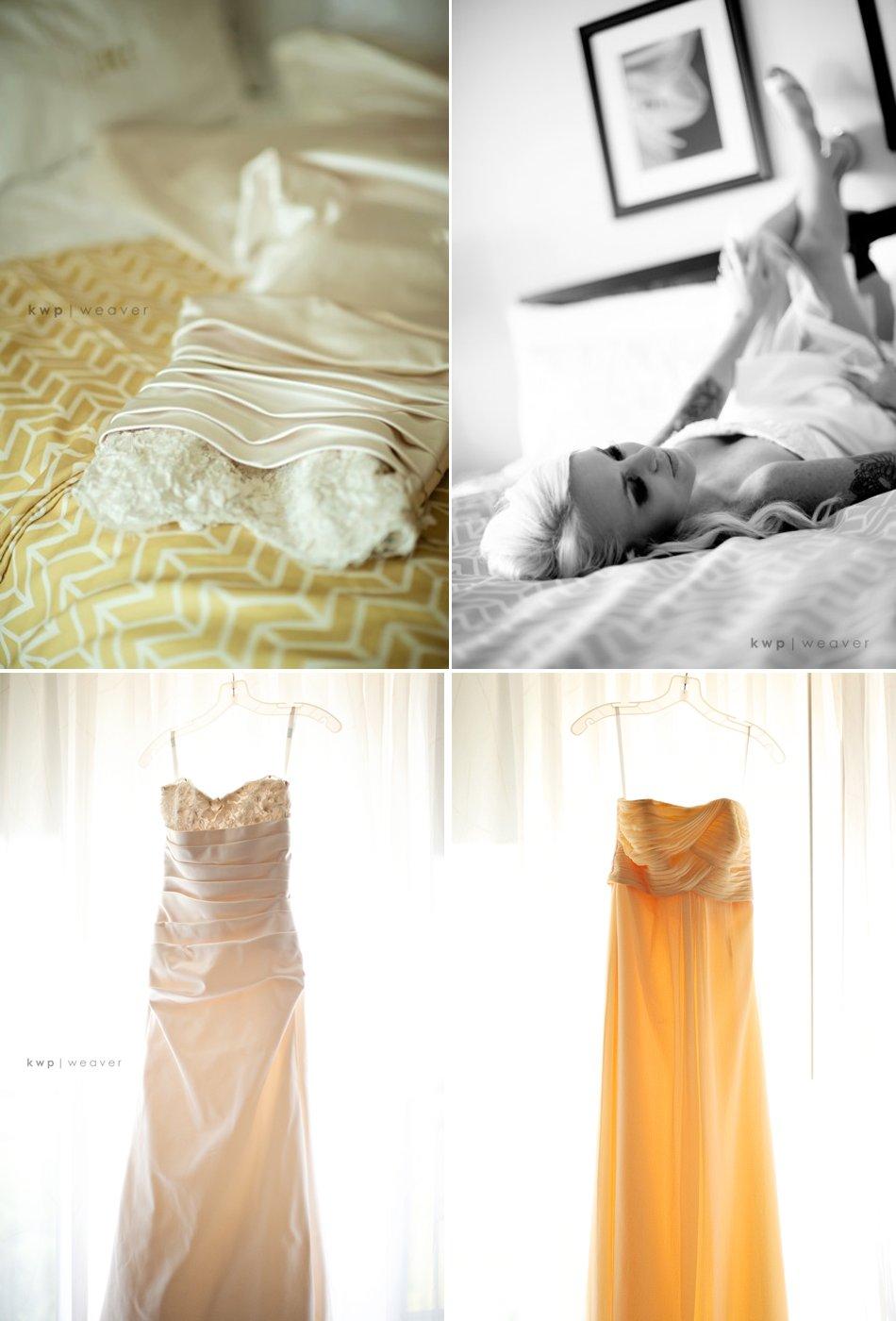 Kw-ivory-wedding-dress-orange-flowy-bridesmaids-dress.full