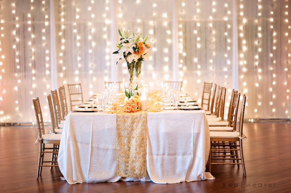 Wall Decoration For Wedding Ideas : Elegant wedding reception decorations romantic decoration