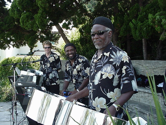 photo of Pan-A-Cea Steel Drum & Calypso Band