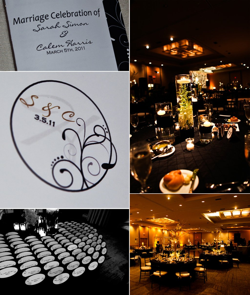 Winter-wedding-black-white-wedding-decor-reception-hall-monogramed-wedding-stationery.full