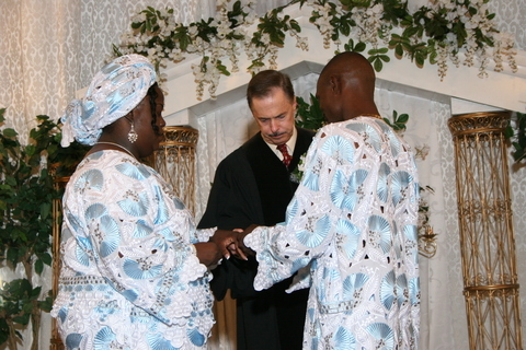 african tribal wedding