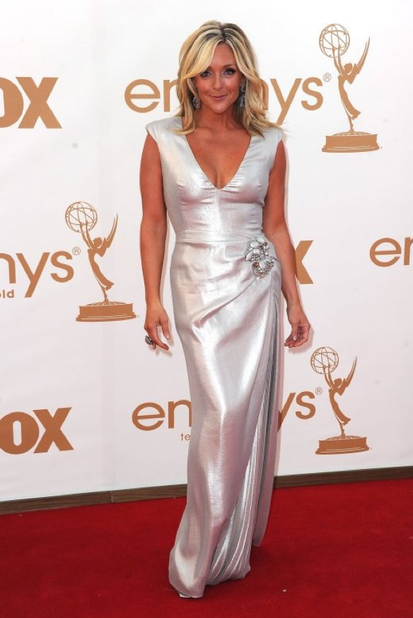 2011-emmys-metallic-wedding-dress-v-neck.full