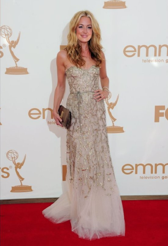 photo of Inspiring Dresses and Trends at 2011 Emmy Awards