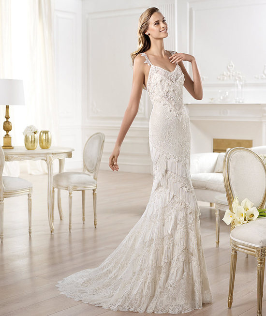 YADAROLA wedding dress by Atelier Pronovias 2014 bridal