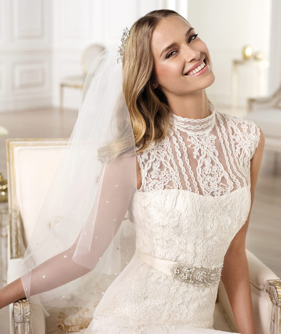 YARITZA wedding dress from Pronovias Atelier 2014 Bridal