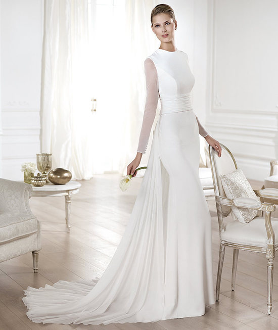 YELICE wedding dress by Atelier Pronovias 2014 bridal
