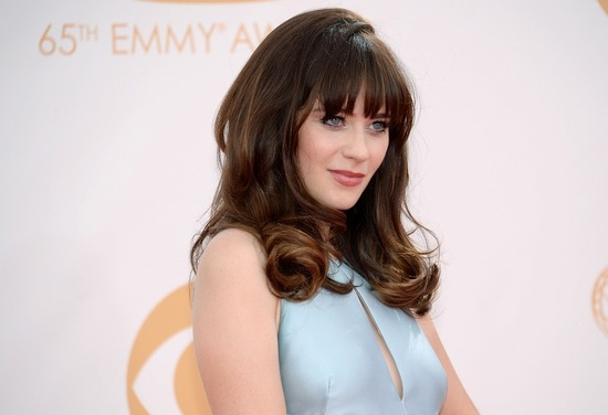 Wedding Hair And Makeup Inspiration Zooey Deschanel