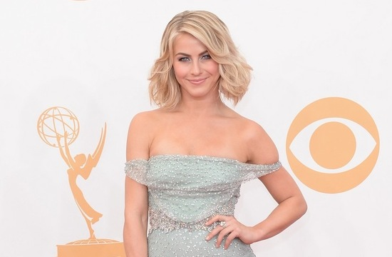 Wedding hair and makeup inspiration Julianne Hough