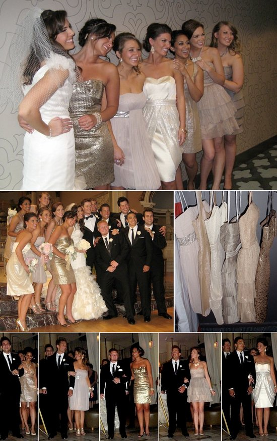 photo of Mix n Match Bridesmaid Style: Inspiration for Your I Do's!