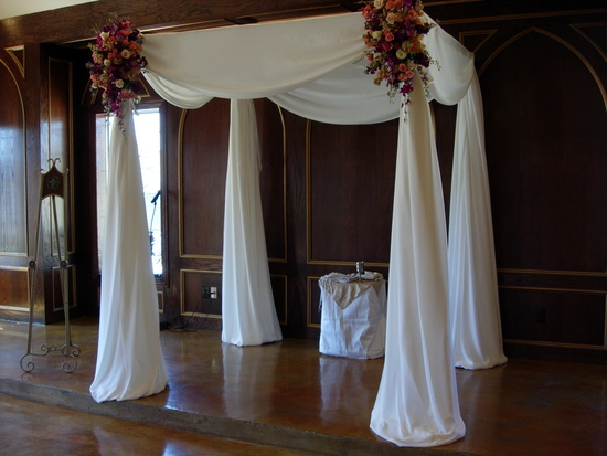 Simple Wedding Ceremony Decorations