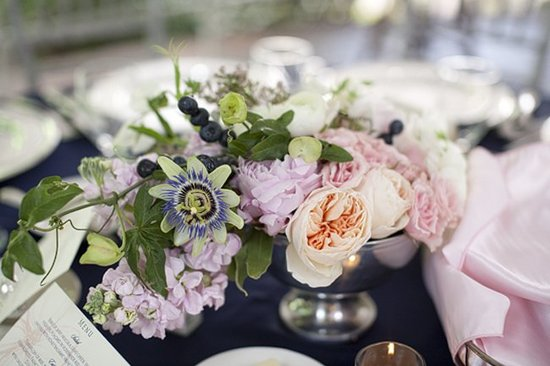 Wedding flower inspiration from Amy Osaba - Whimsical Details and Decor