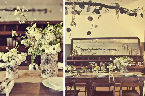 Wedding flower inspiration from Amy Osaba - Floating on Air