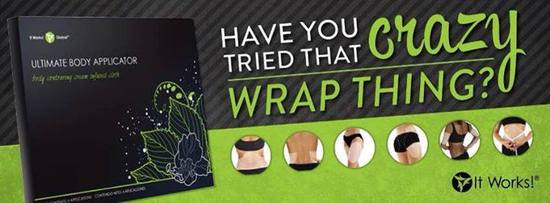 Have You Tried That Crazy Wrap Thing