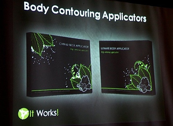 Body Contouring Applicators