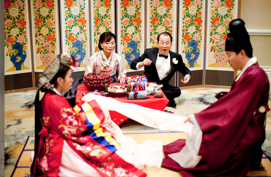 photo of Enchanted real wedding with a cultural twist