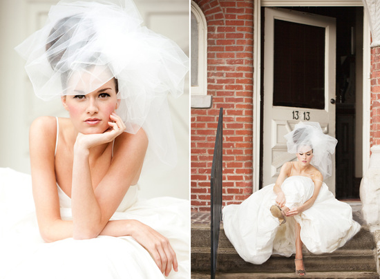 Bridal beauty portraits Nashville wedding style