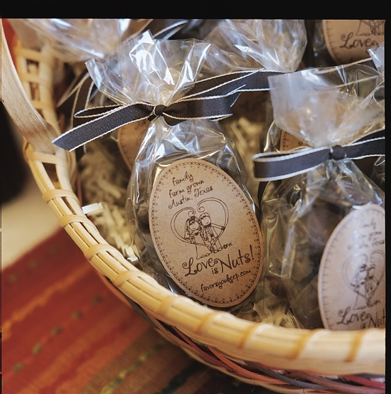 Eco Rustic Favors and Gifts